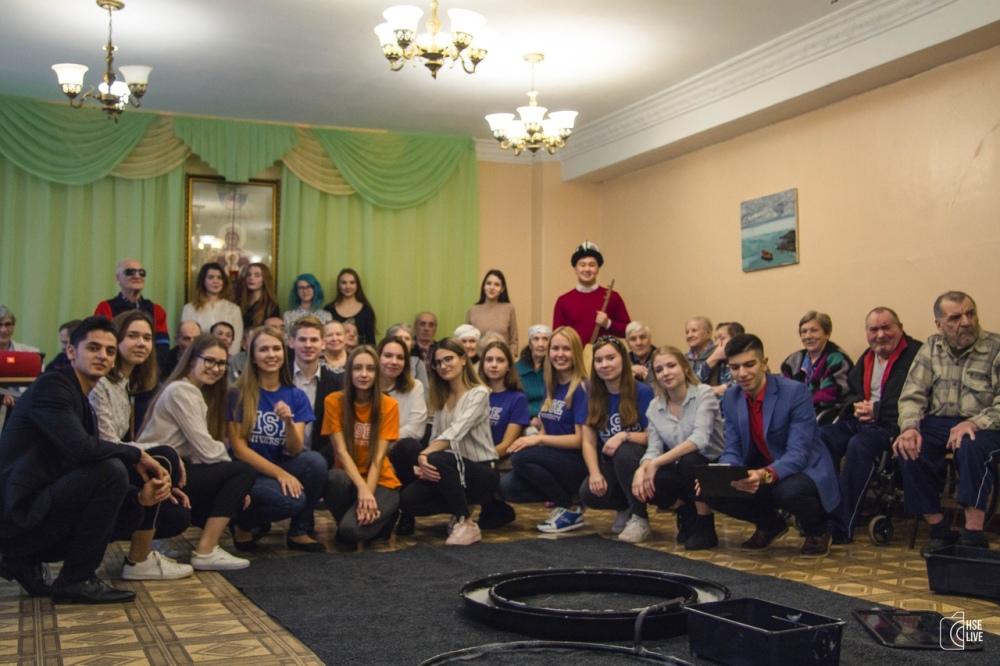Работа в доме престарелых в нижнем новгороде дом интернат для престарелых и инвалидов иркутск