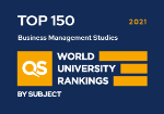QS Rankings by subject, Business & Management Studies